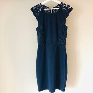 VILA lace dress